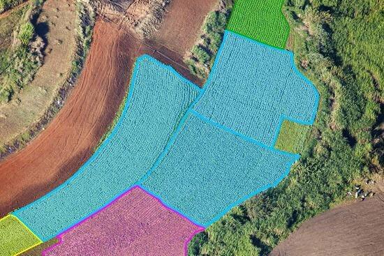semantic segmentation for Agriculture