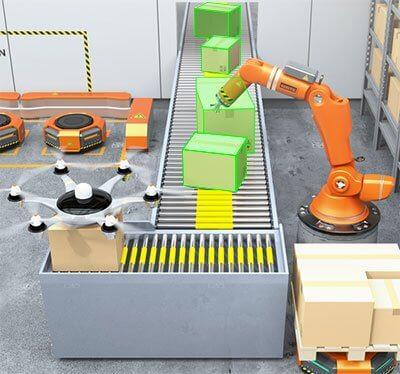 logistic supply handling