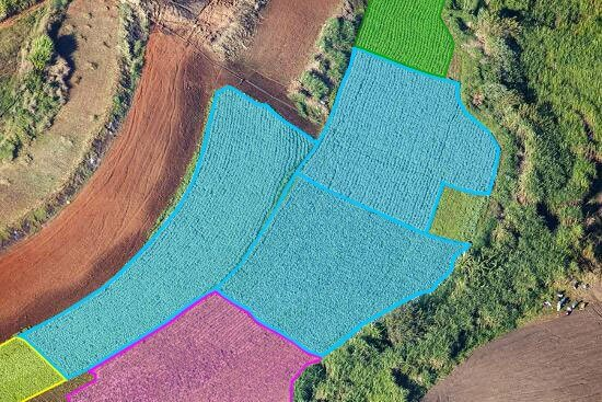 semantic segmentation for Agriculture