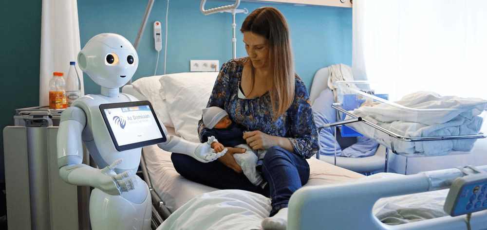 AI Robotics in Healthcare