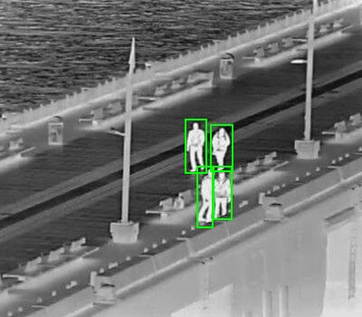 Annotation for AI in Night Vision