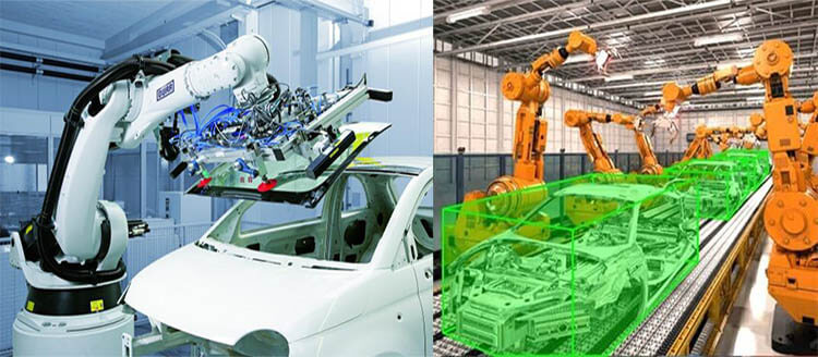 AI in Robotics in Automotive